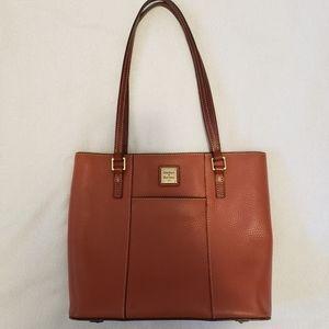 Dooney & Bourke Brown Leather Purse
